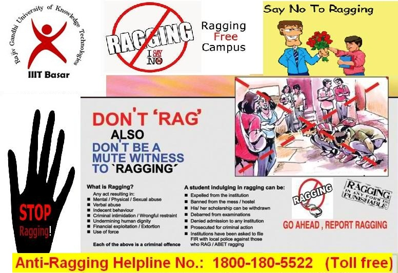 Anti Ragging 1