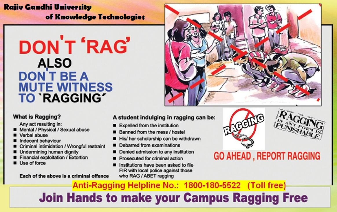 Anti Ragging 2