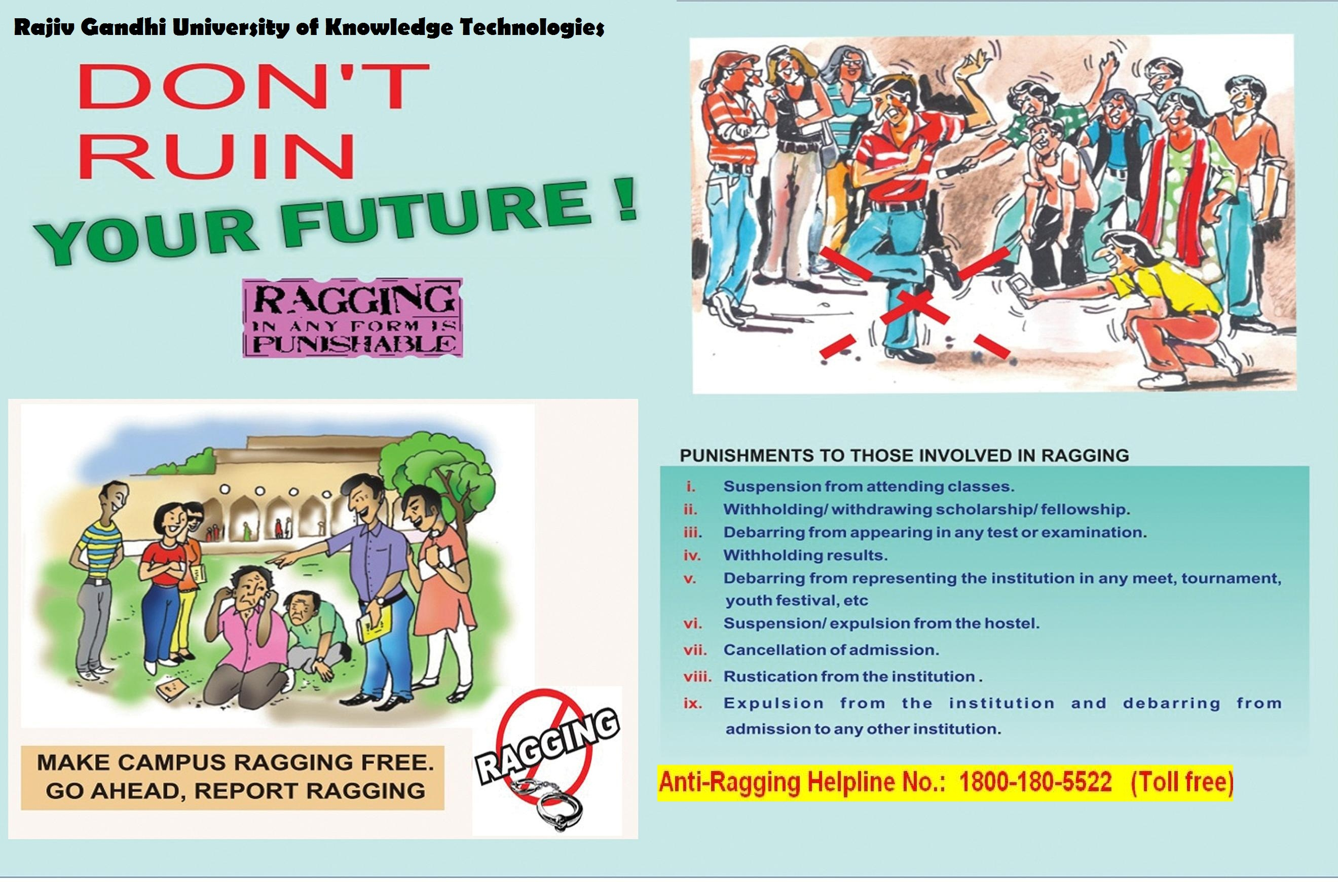 Anti Ragging 3