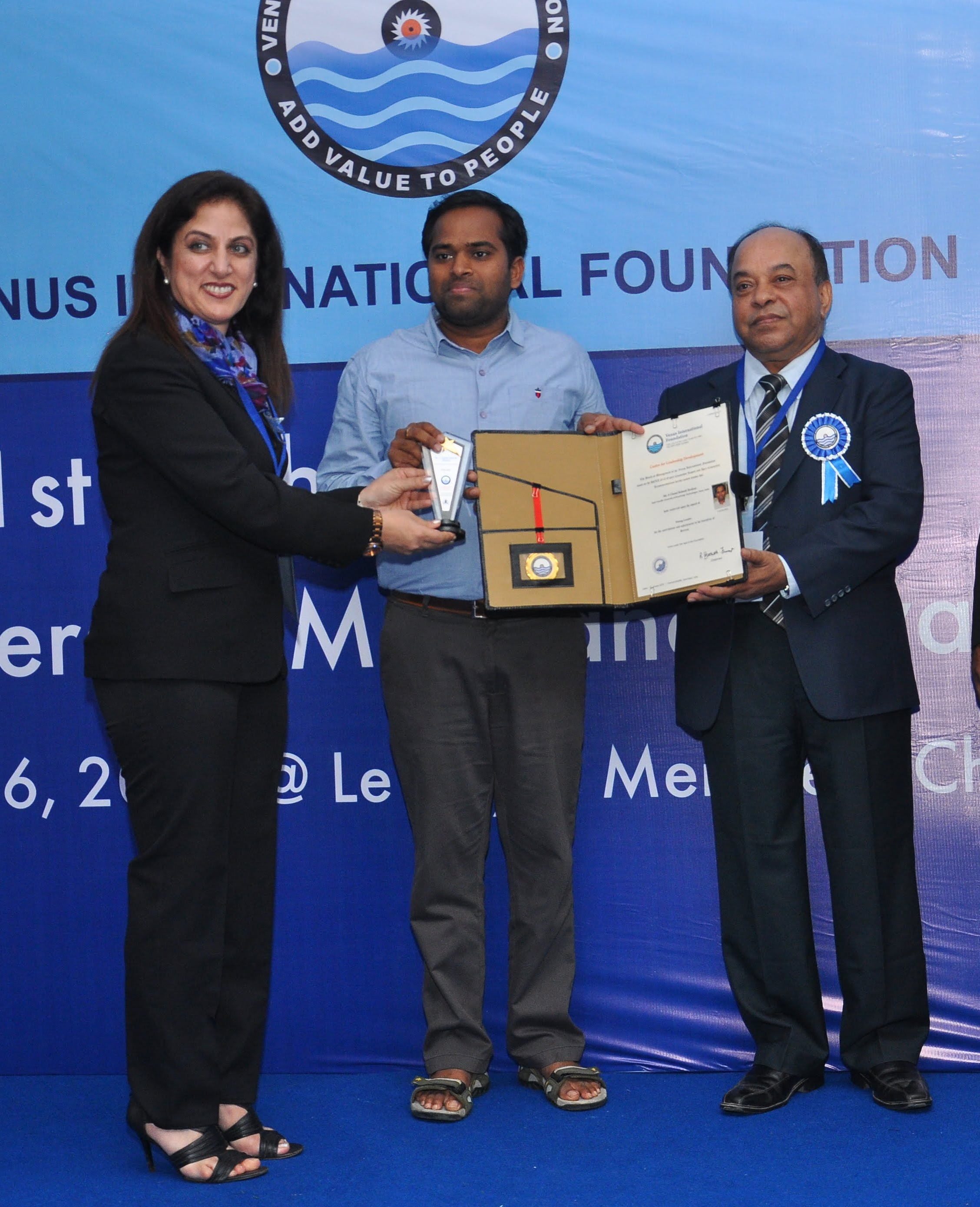 Young Leader in Science Award